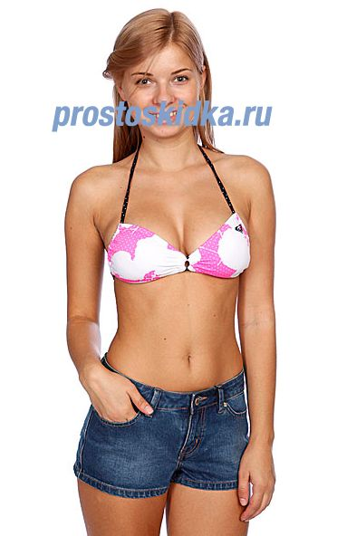 Бюстгальтер женский Roxy New Abstract Flower Angel Bra Npk New Abst Fl