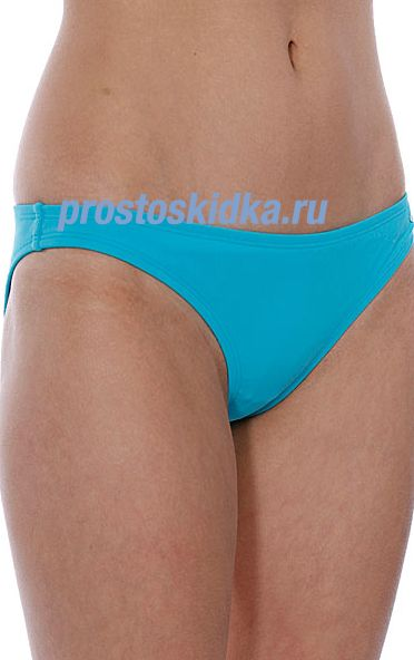 Плавки женские Oakley Circled Bottom Bright Aqua