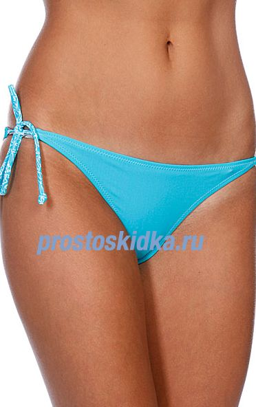 Плавки женские Vans Shore Thing Swim Bottom Cerulean Blue